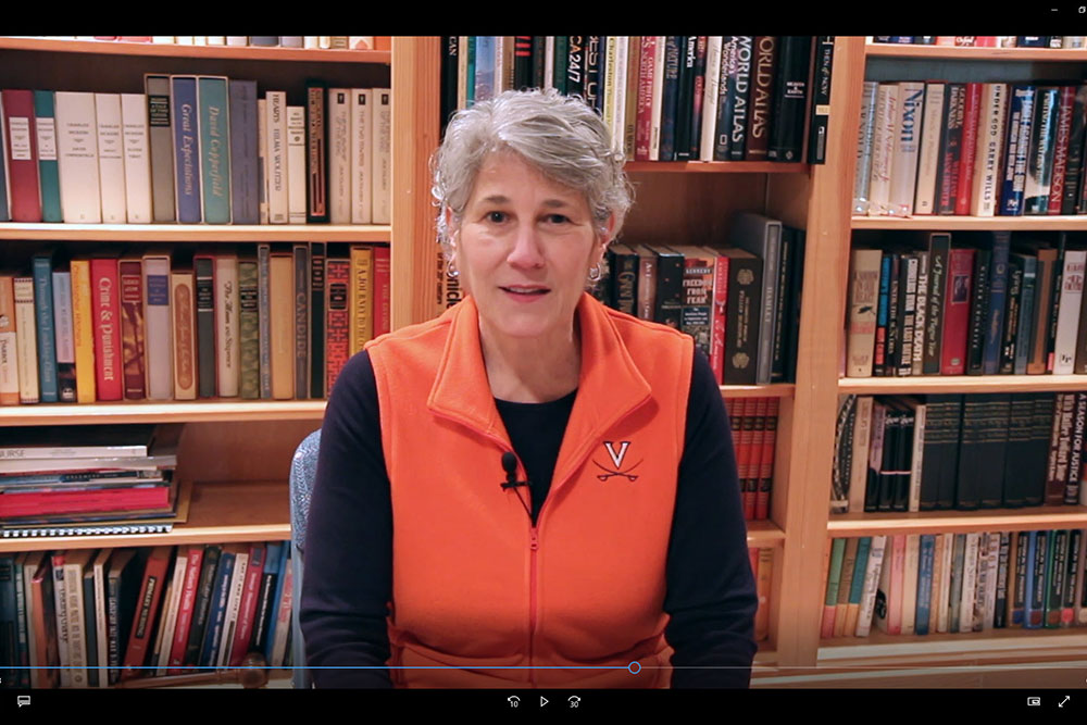 UVA Nursing Dean Pam Cipriano's note from the Dean, spring 2020